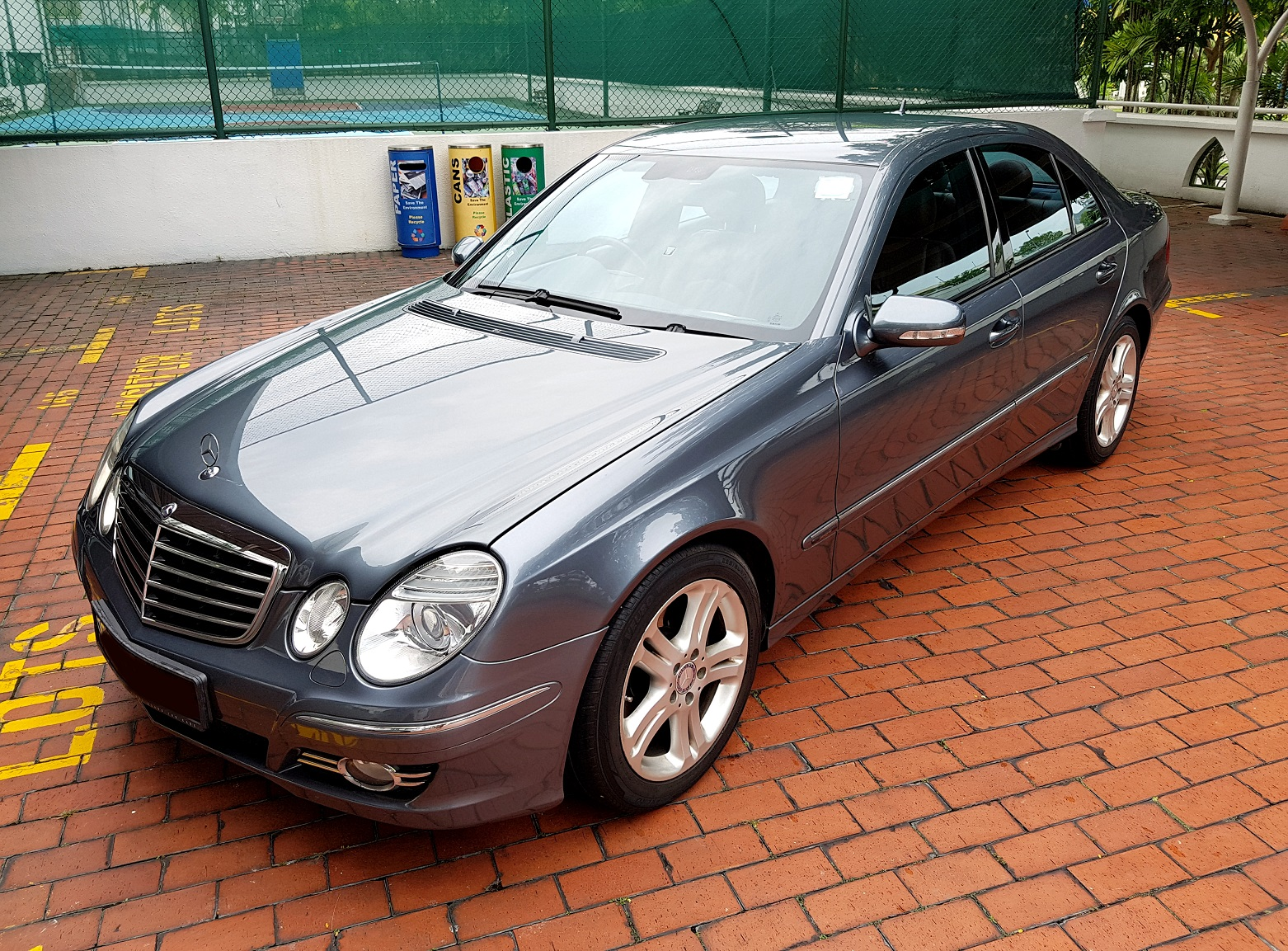 2008 Mercedes Benz E230 Kompressor *** SOLD ***