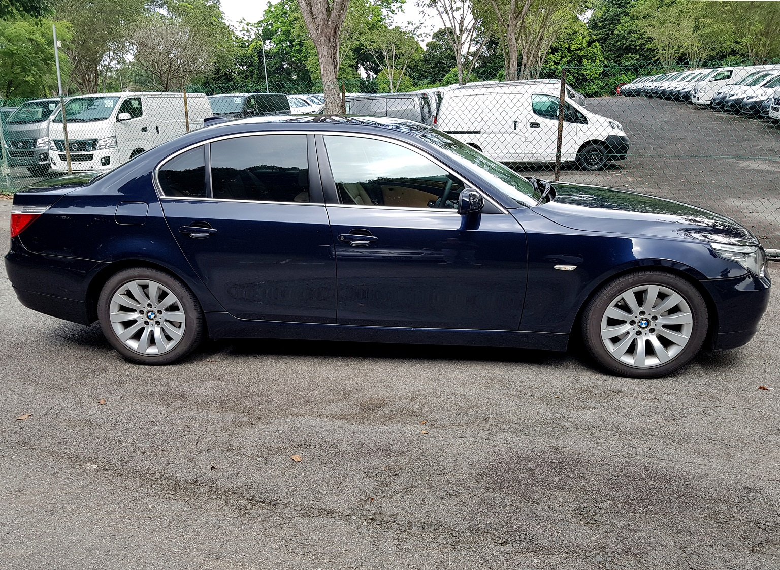 2007 BMW 523i XL High Line *** SOLD ***