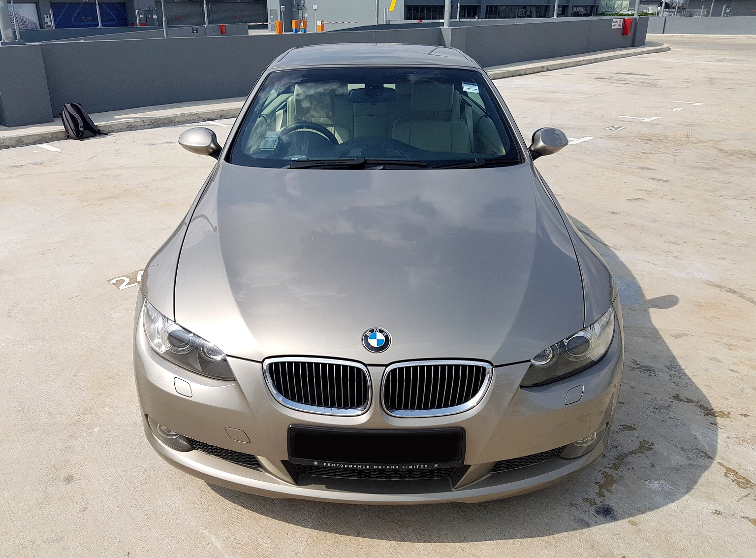 2008 BMW 335i Convertible *** SOLD ***